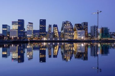 Norway business enviromment